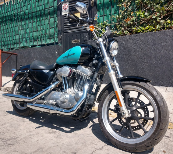 Harley Davidson Sportster 883 Superlow 2015