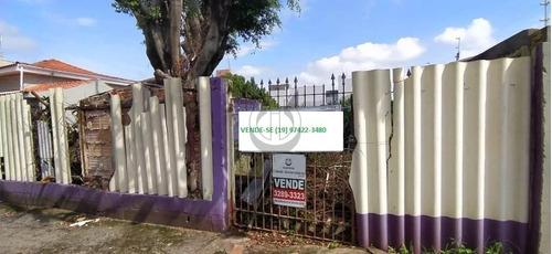 Terreno À Venda Em Jardim Santa Genebra Ii (barão Geraldo) - Te001143
