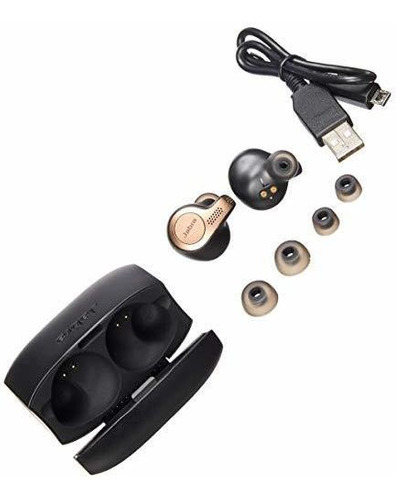 Imagen 1 de 2 de Jabra Elite 65t Auriculares Inalambricos Con Carga Y Diseñ