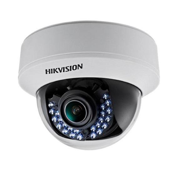 Câmera Ip Dome Hikvision 2mp 2.8mm Ds-2cd2121g0-i/2ax
