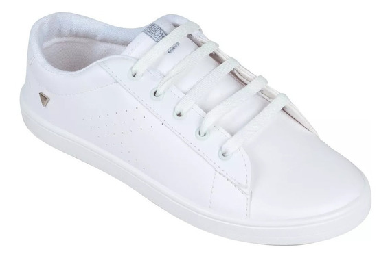 Zapatillas White Leather