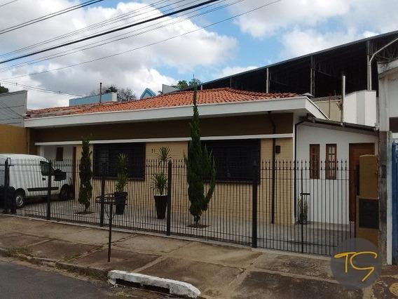 Casa Comercial Taquaral Venda Oportunidade Campinas - Ca00681 - 4688427