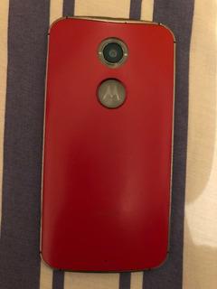 Motorola Moto X Segunda Generación 34gb