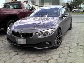 Bmw 428i Serie 4 Sport 3.0 Sedan *hay Crdeito
