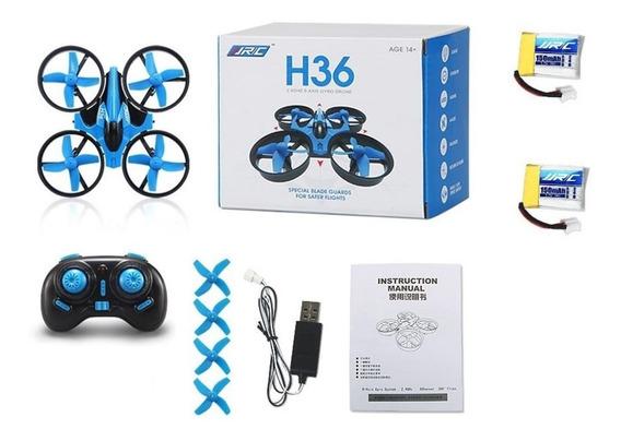 Mini Drone Eachine E010 F36 H8 Jjrc H36 + 1 Bateria