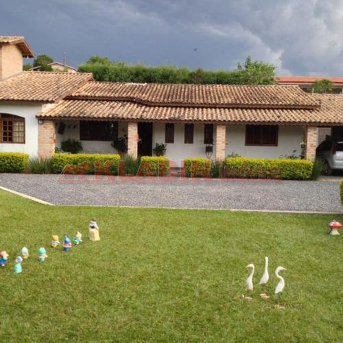 Chácara Residencial À Venda, Paisagem Colonial, São Roque - . - Ch0003