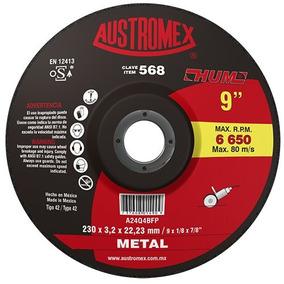 Disco Para Corte De Piedra 9 568 Easy-cut Austromex