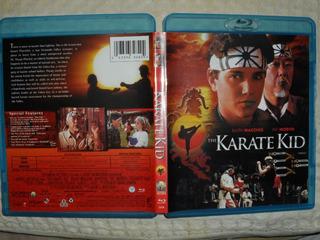 El Karate Kid- Bluray- Pat Morita- Ralph Macchio