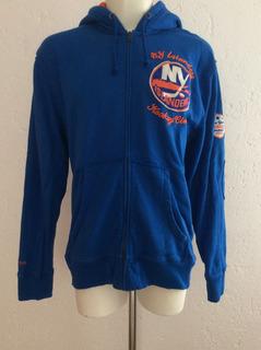 Chamarra Hoodie New York Islanders Mitchell & Ness Vintage