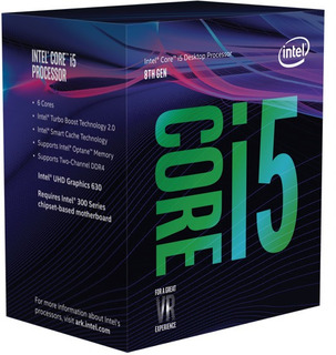 Microprocesador Intel Core I5-8400 Box