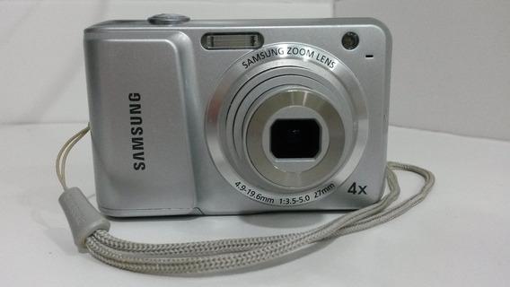 Câmera Digital Samsung Es25 + Capa