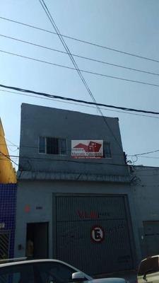 Galpão Comercial Para Locação, Ipiranga, São Paulo. - Ga0192