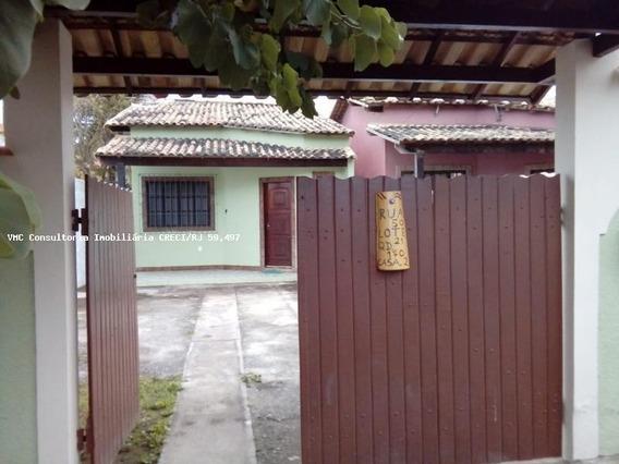 Casa Para Temporada Em Maricá, Itaipuaçu - Jardim Atlantico, 2 Dormitórios, 1 Suíte, 1 Banheiro, 1 Vaga - Ia0103