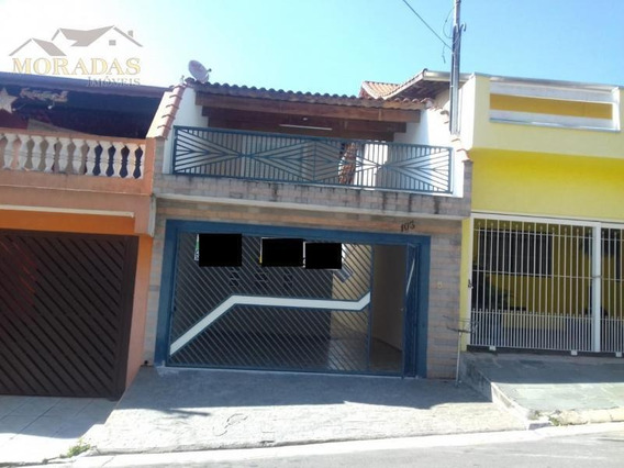 Sobrado Para Venda Em Taboão Da Serra, Jardim América, 3 Dormitórios, 1 Suíte, 2 Banheiros, 2 Vagas - 1829_1-1116552