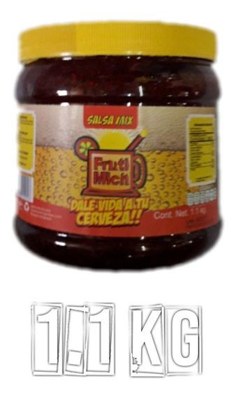 Fruti Mich Salsa Mix Para Escarchar C/1.100 Kg
