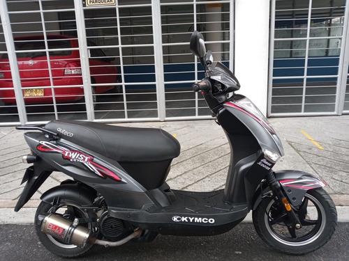 Moto Kymco 125, Barata, $3'650.000 Soat Y Tecno  Nuevos