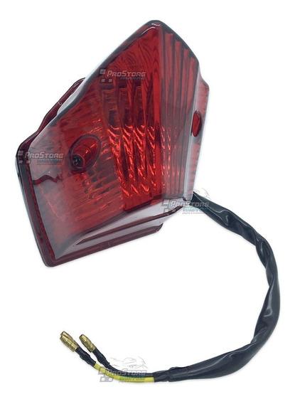 Lanterna Traseira Xtz 150 Crosser C/chicote E Lâmpada Cpt.