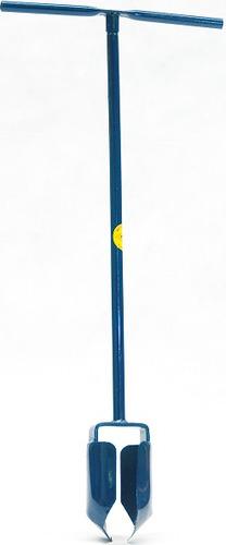 Imagen 1 de 4 de Pala Vizcachera Hoyera Fg Hoyadora Fija 120cm