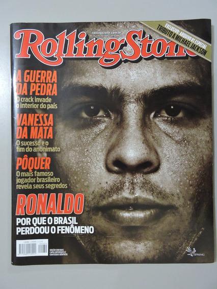 Revista Rolling Stone 34-michael Jackson,rita Lee,paulo Rica