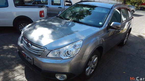 Subaru Outback Ltd 2011