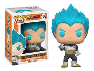 Funko Pop Vegeta - Dragon Ball Z - Comic - Anime