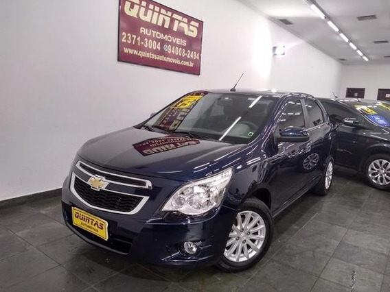 Chevrolet Cobalt 1.4 Ltz - Único Dono - 2015