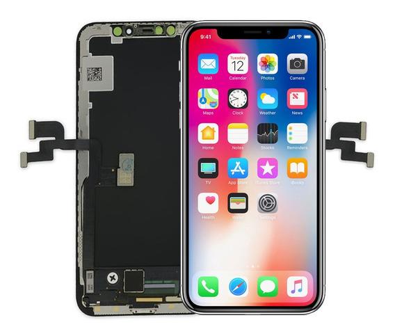 Display Pantalla iPhone 10 Xs Oled 3d Original + Instalación