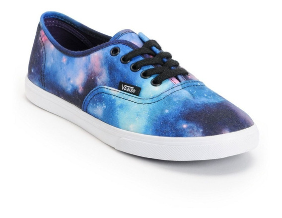 Tenis Vans Authentic Lo Pro Galaxy Kids