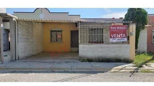 ¡venta De Económica Casa En Fracc. Guzmán Mayer, Actopan!