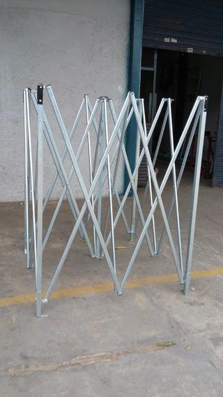 Estrutura Para Tendas Sanfonadas 4,5x3