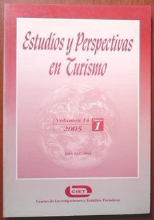 L0094. Estudios Y Perspectivas En Turismo.volumen 14, 2005,