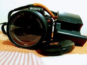 Sony A55 Perfeito Estado E Funcionamento Super Conservada