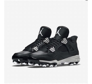 Nike Air Jordan Iv Retro Mcs 807709010 Tachon Beisbol