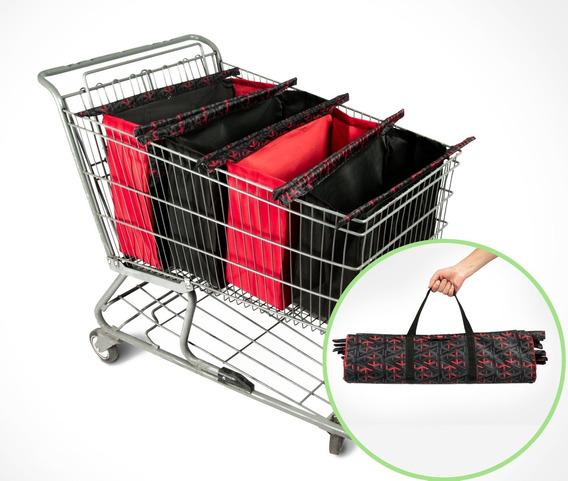 Bolsas Ecológicas Carrito Supermercado Dorkas 28/11®