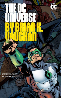 Dc Universe By Brian K. Vaughan - Dc Comics - Robot Negro