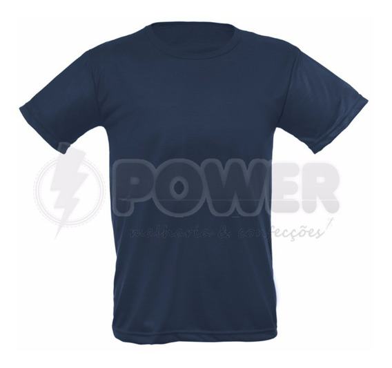 Lote Com 10 Camisas Para Sublimação Coloridas