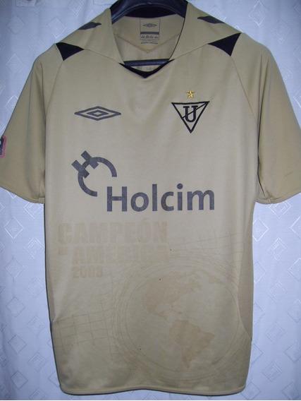 Liga De Quito Ecuador Campeon Libertadores 2008 Ed Limitada