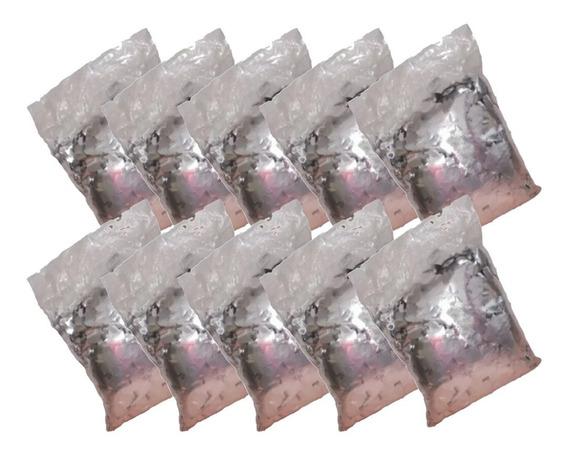 10 Kilos Papel Picado Chuva De Prata Maquina Sky Paper