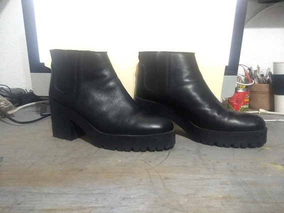 Botines Zara Talla Extra 7 Mx