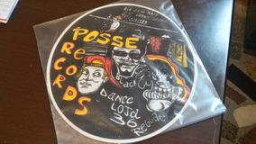Feltro De Toca Discos Lp Retrô Anos 80 Reggae Lacrado
