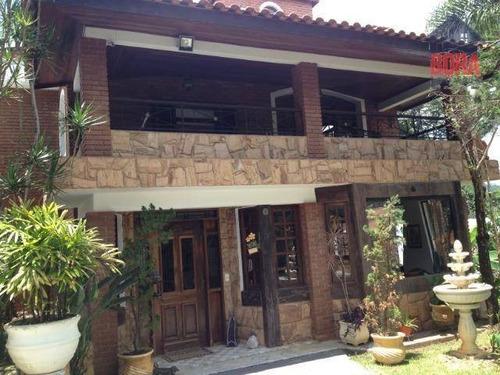 Chácara Residencial À Venda, Cantareira, Mairiporã. - Ch0194