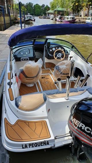 Vendo O Permuto Lancha Eclipse 16 2019 Motor Mercury 4t 75hp