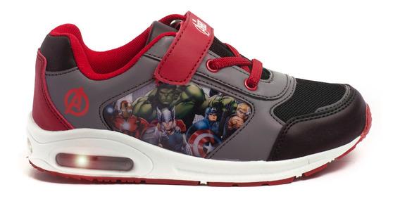 Zapatillas Atomik Marvel Thanos Avengers-mvl005gri- Open Spo