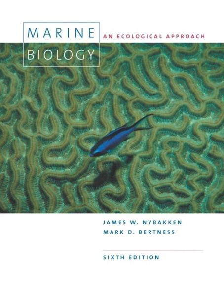 Livro Marine Biology: An Ecological Approach - Nybakken