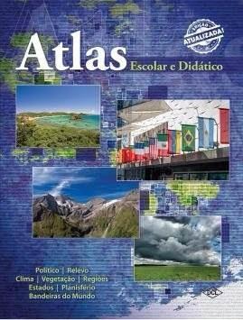 Atlas Escolar E Didatico