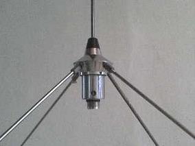 Antena 1/4 De Onda Vhf Fm De 130 A 174 Mhs.