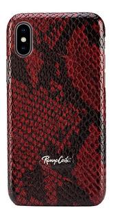 Case Renzo Costa iPhone X Pcel Lau-19 Lc08 Leat Co An Rj In