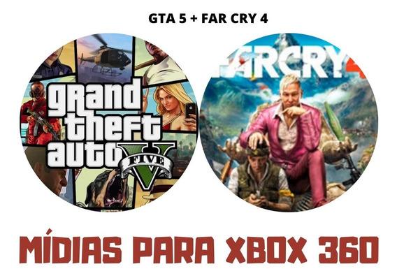 Gta V + Far Cry 4