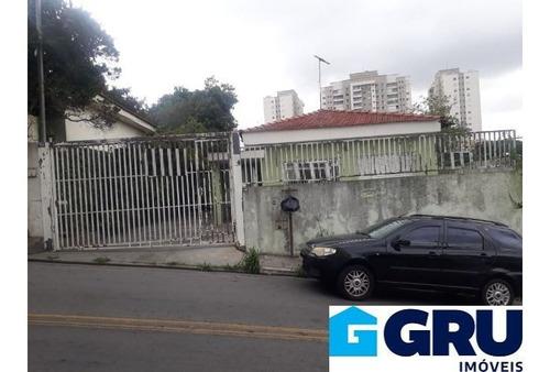 Imagem 1 de 26 de Casa Terrea Localizada No Jardim Santa Mena - Cat846