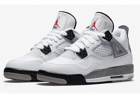 montículo bisonte Tratado  Zapatillas Jordan Blancas Hombres Nike | MercadoLibre.com.pe